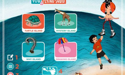 You and the Flying Squid App: Help