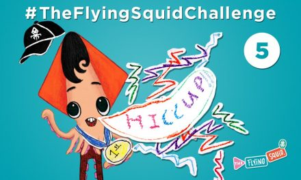 Join the Flying Squid on a Hiccup Olympiad!