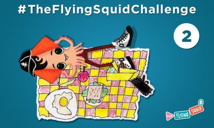 Join the Flying Squid on a HouseNic!