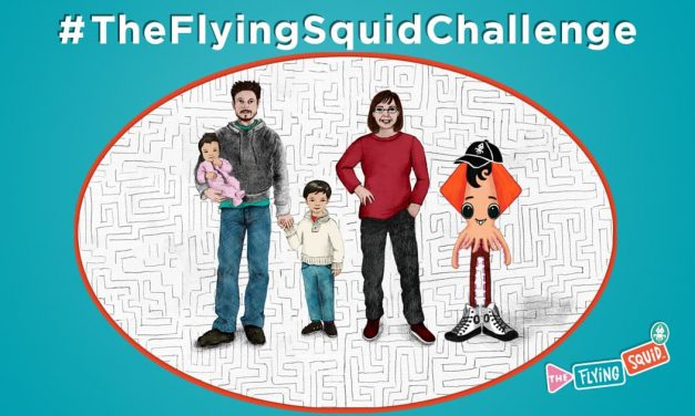 The Flying Squid Challenge!