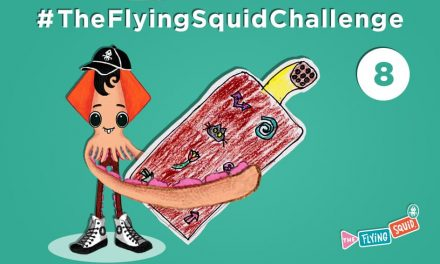 Join the Flying Squid for Remote Control Me!