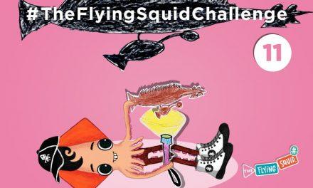 Súmate al Calamar Volador en… ¡Títeres de Sombras!