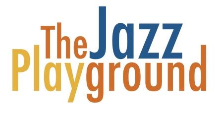 The jazz playground band logo
