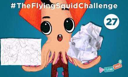 Join the Flying Squid for the Incredible Fold!