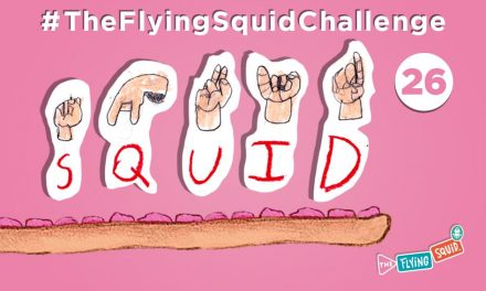 Join the Flying Squid and learn Sign Language!