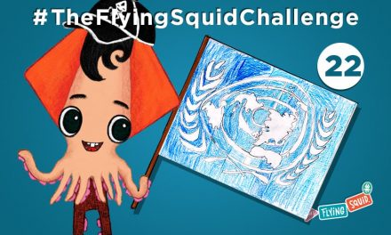 Join the Flying Squid for the UN Conference… in your living room!