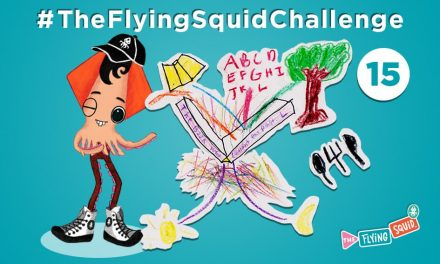 Join the Flying Squid for a Consecutive Story!